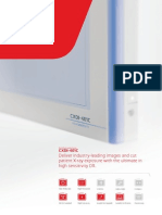 Brochure CXDI 401C