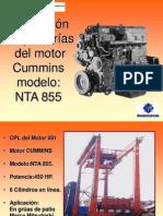 Calibracion de Punterias Del Motor CUMMINS Modelo NTA855