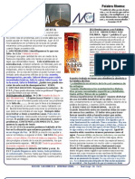 Jesús es la Respuesta - Noticelula de la Mision Carismática Internacional de Cali Colombia - Ago 16 de 2009