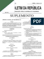 Lei_10_2013 Regime Juridico Da Concorrencia