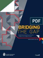 (SIRC Report) Bridging the Gap