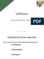 Temas Industriales