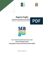 Piano di Sviluppo Locale - GAL Sud-Est Barese