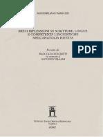Lingue e competenze linguistiche nell'Anatolia hittita
