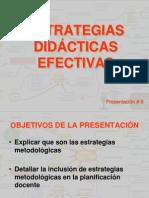 estrategias metodológicasppt