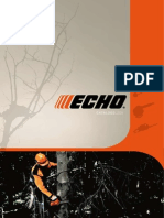 ECHO Catalogo 2011