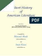 American Literature -A History
