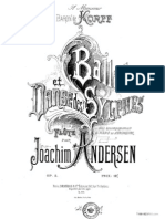 [Andersen Joachim Ballade Danse Des Sylphes 8554