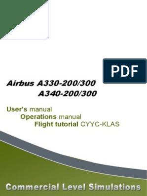 CLS A330-A340 Document Version 4 5   Aerospace   Aerospace