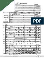 Verdi Requiem - Libra me