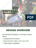 2013 Nevada Package