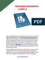 Manual Ganar Dinero Chateando en La Web