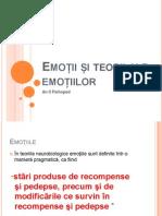 Emotii Si Teorii