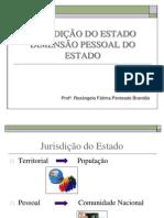Dimens+úo Pessoal do Estado 2013