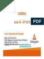 Aula 10 - 07.10.13 - Eletronegatividade - Polaridade Ligações.pdf
