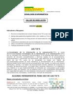taller de nivelación - 10 - 2013