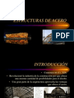 Estructuras de Acero