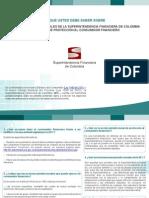 Funciones Jurisdiccionales de La Super Financiera