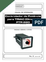 Contr_ de Pot_ Para TRIAC (Dimmer)