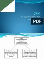 CRM - Mapa Conceptual