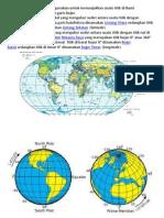 Sistem Koordinat Dan GPS