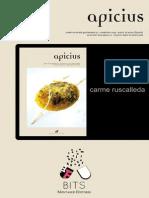 Carme Ruscalleda Apicius 3 Digital