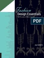 Fashion Design Essentials (Gnv64)