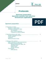 a1-Specimen Preparation Protocol
