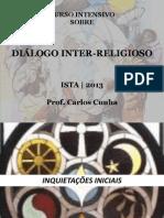 Curso Sobre Dic3a1logo Inter Religioso 2013