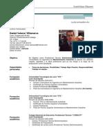 Curriculum Daniel Salazar