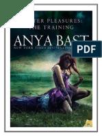 Anya Bast - Serie estación del placeres 1 - Placeres de  invierno