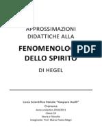 Fenomenologia Dello Spirito Di Hegel