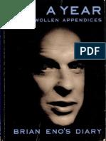 Eno Brian Year Swollen Appendices