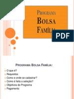 Bolsa Familia Modificado