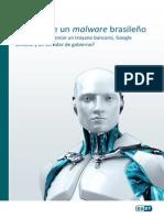 Analisis de Malware Brasil
