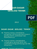 DASAR GEOLOGI TEKNIK.ppt