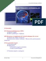 Activites Electriques Cerebrales