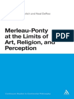 Merleau-Ponty at the Limits of Art, Religion and Perception