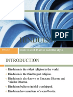 Hinduism (Slides)