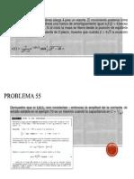 Problemas 28, 55 Ecuaciones Diferenciales