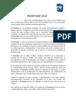 PROXITANE 1512