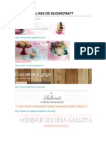 Blogs de Sugarcraft
