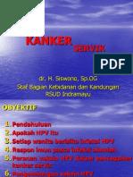 Kanker servik 2003