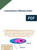 02.Alteraciones Hidrotermales