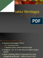 Fraktur Monteggia