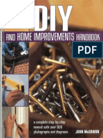 DIY and Home Improvements Handbook