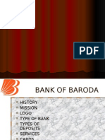 Bank of Baroda ppt