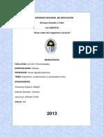 monografia ética y deontología