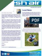 Step Into Life Keysborough November 2013 Newsletter
