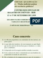 Eduardo Titulos Judiciais Podem Substituir Escrituras Publicas1 (1)